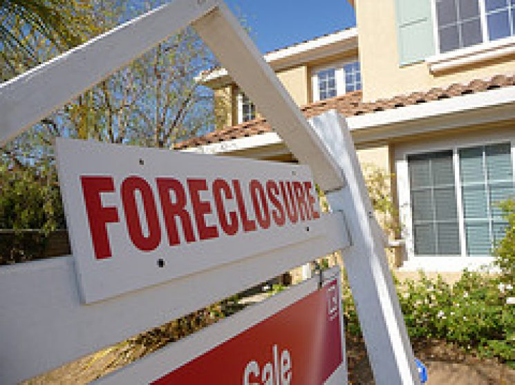 stop a foreclosure