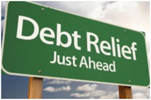 Your have options on how to reduce your debt